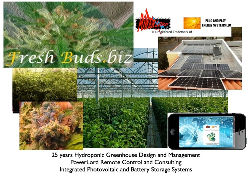 Greenhouse Components